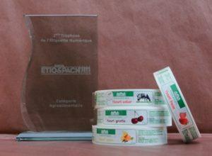 Trophée Etiq&Pack 2014