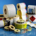 Techmay Logetiq - étiquettes adhésives en rouleaux